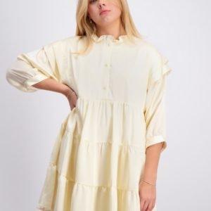 Designers Remix Girls Lauren Layered Dress Mekko Valkoinen
