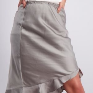 Designers Remix Girls Lauren Skirt Hame Harmaa