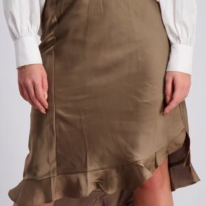 Designers Remix Girls Lauren Skirt Hame Vihreä