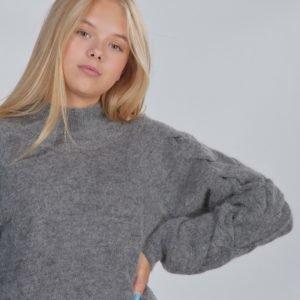 Designers Remix Girls Lr Tyler Cable Neule Harmaa