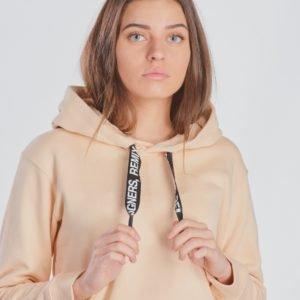Designers Remix Girls Parker String Hoodie Huppari Aprikoosi
