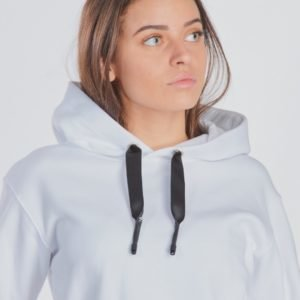 Designers Remix Girls Parker String Hoodie Huppari Valkoinen