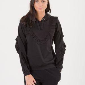 Designers Remix Girls Sandie Ruffle Dress Huppari Musta
