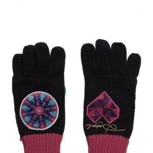 Desigual Gloves Rambutan