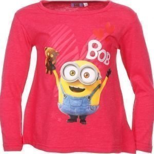Despicable Me Pusero Pinkki