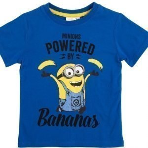 Despicable Me T-paita Blue