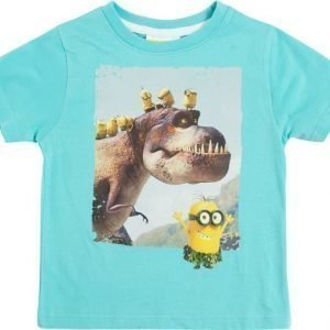 Despicable Me T-paita Light blue