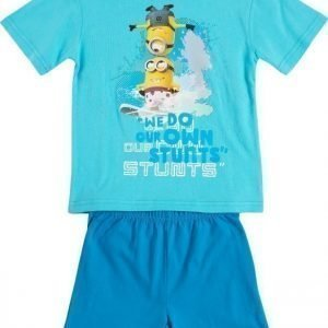 Despicable me Pyjama Light blue/Dark