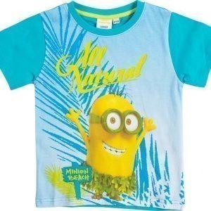 Despicable me T-paita Turquoise