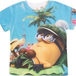 Despicable me T-paita White/Multi