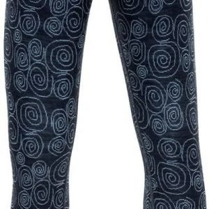 Devold Active Kid Pants Kerrastohousut Musta