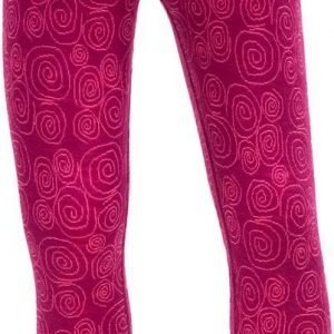 Devold Active Kid Pants Kerrastohousut Plum