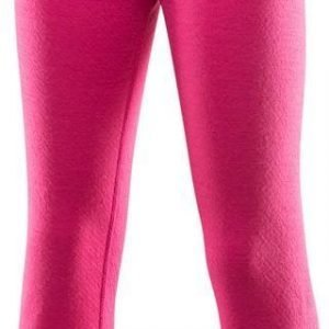 Devold Duo Active Junior Long Johns Kerrastohousut Pink