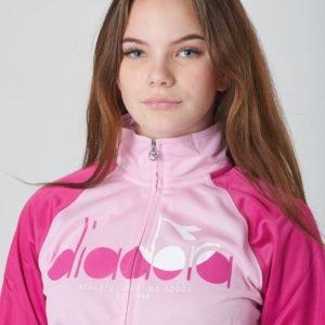 Diadora Fz Suit 5 Palle Treeniasu Vaaleanpunainen