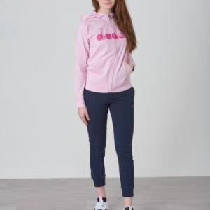 Diadora Hd Suit 5 Palle Treeniasu Vaaleanpunainen