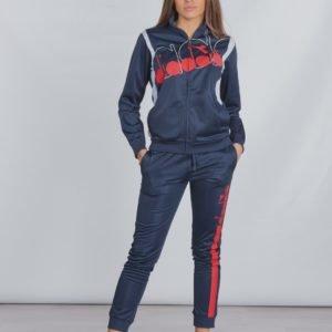 Diadora J.Fz Suit 5palle Treeniasu Sininen
