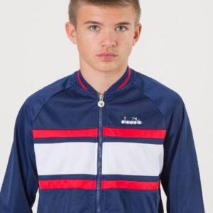 Diadora J.Track Jacket Neule Sininen