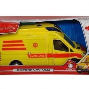 Dickie Ambulanssi 34 Cm