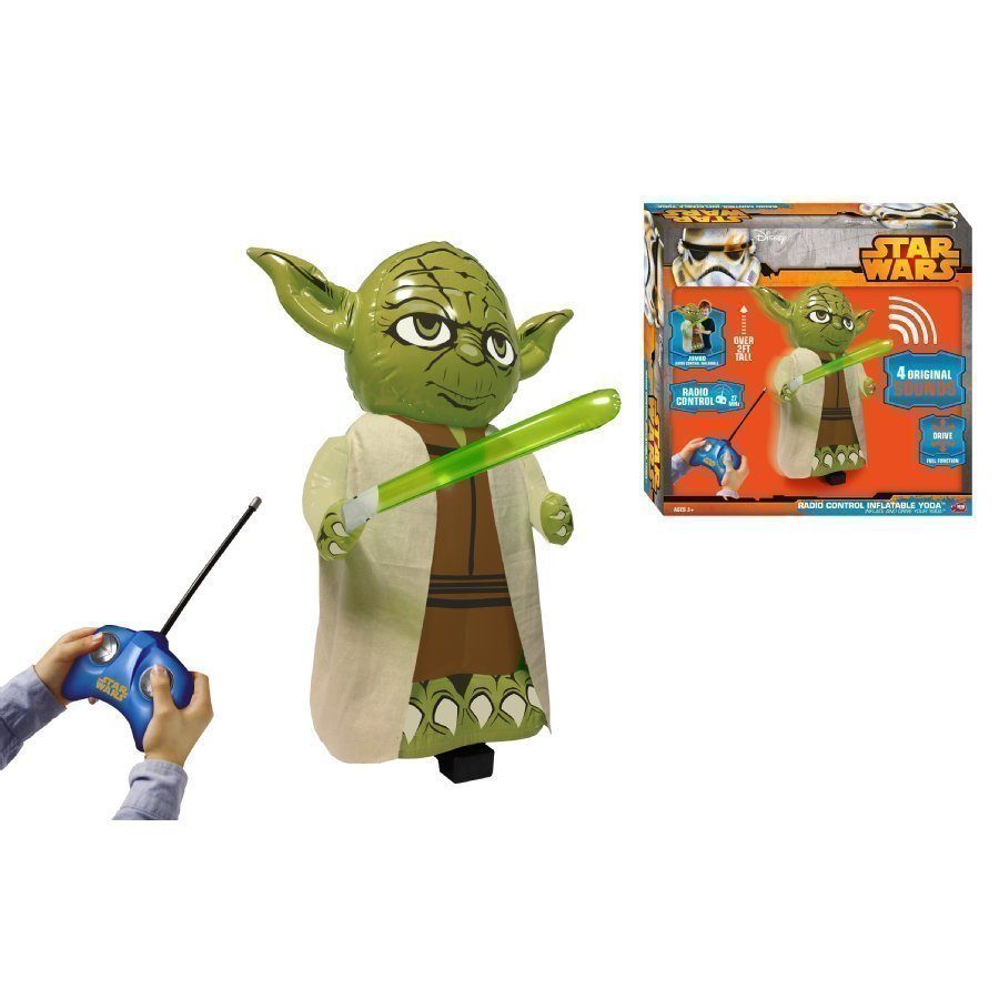 Dickie Rc Puhallettava Yoda Star Wars
