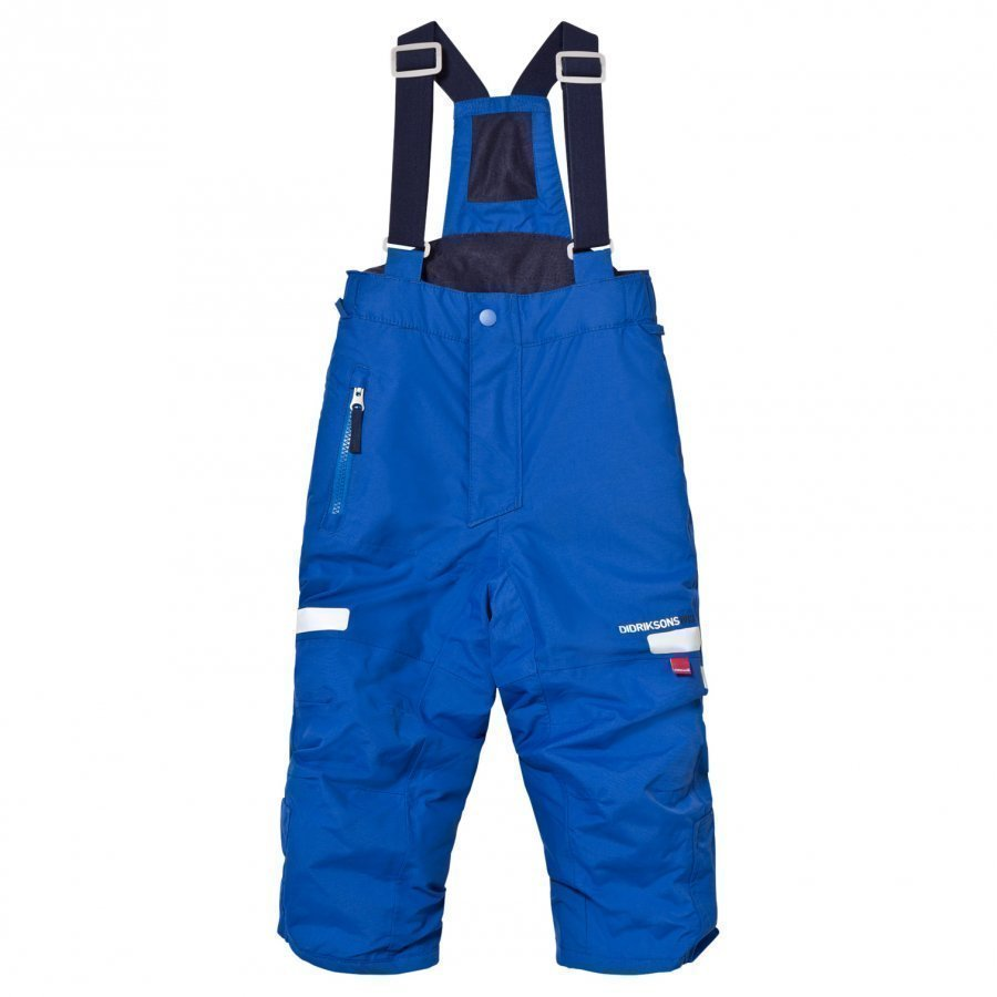 Didriksons Amitola Kid's Overalls Caribbean Toppahousut