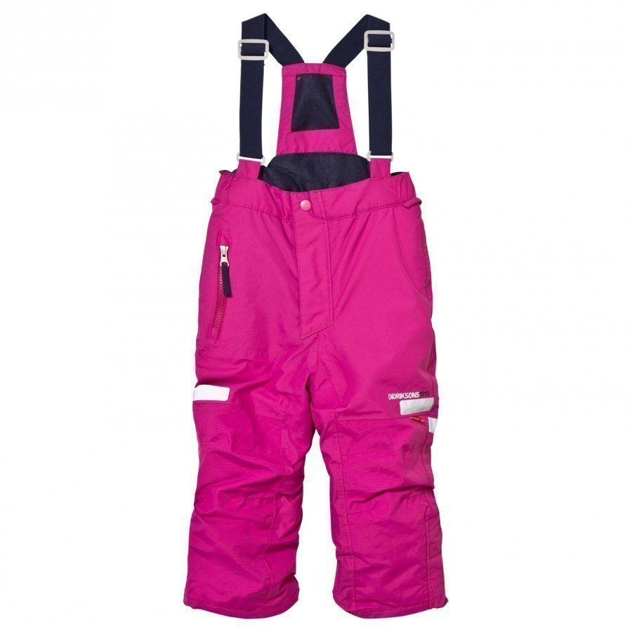 Didriksons Amitola Kid's Overalls Lilac Toppahousut