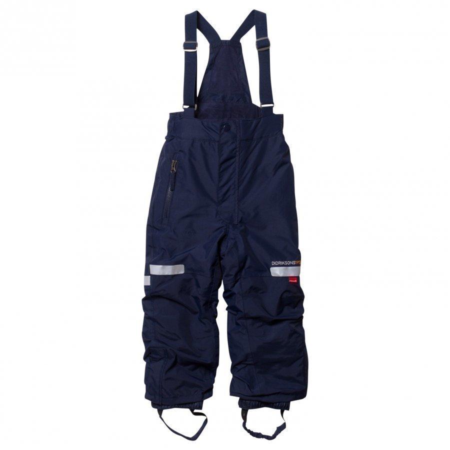 Didriksons Amitola Kids Pants Navy Toppahousut