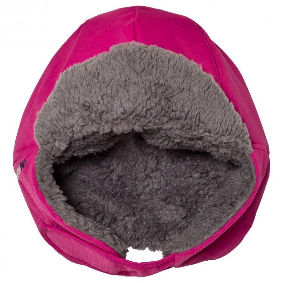 Didriksons Biggles Kids Hat Lilac Korvalapullinen Päähine