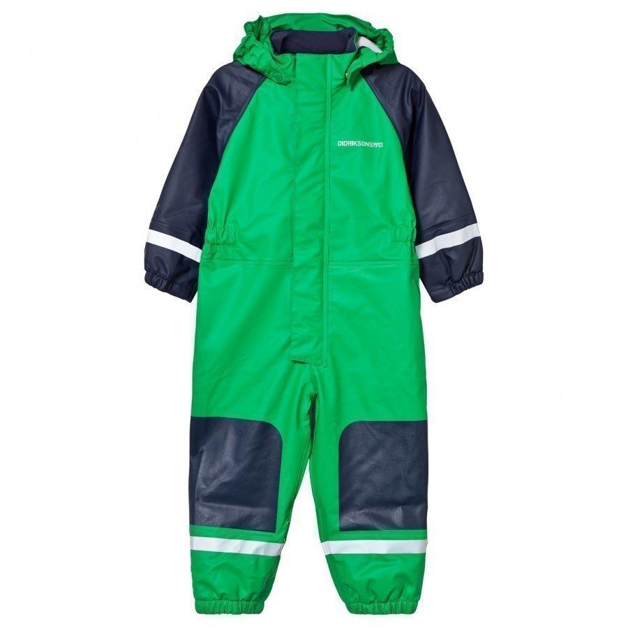 Didriksons Coverman Kid's Rain Suit Lawn Sadehaalari