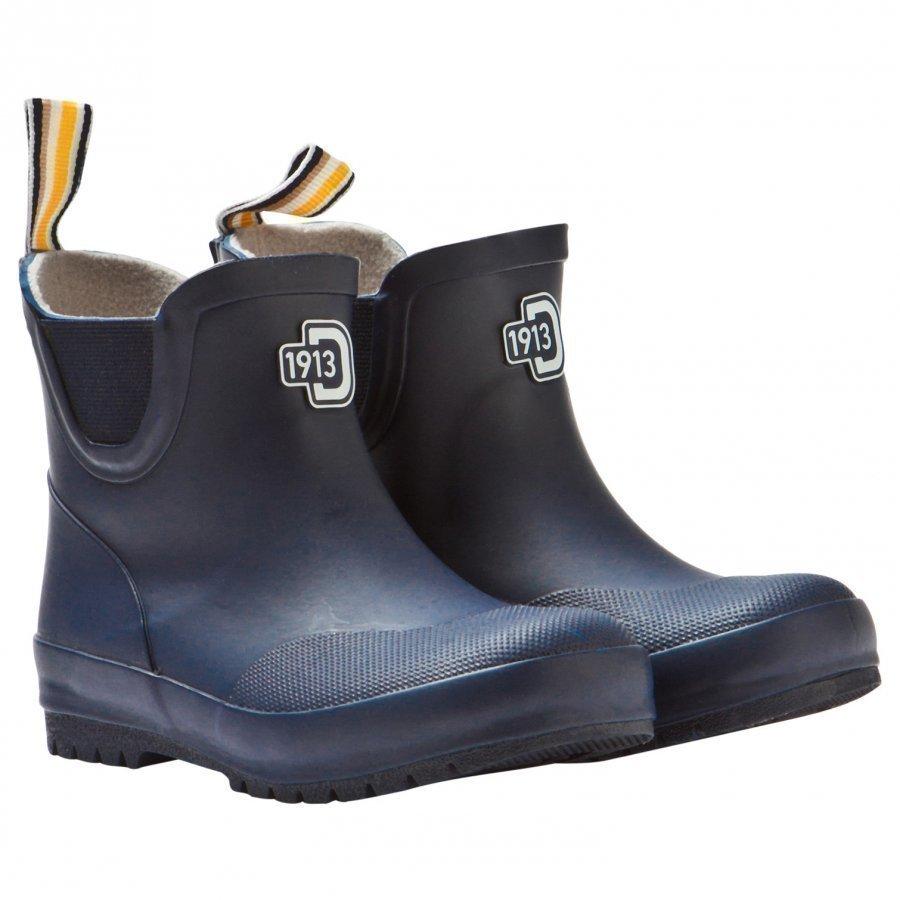 Didriksons Cullen Kid's Rain Boots Navy Kumisaappaat