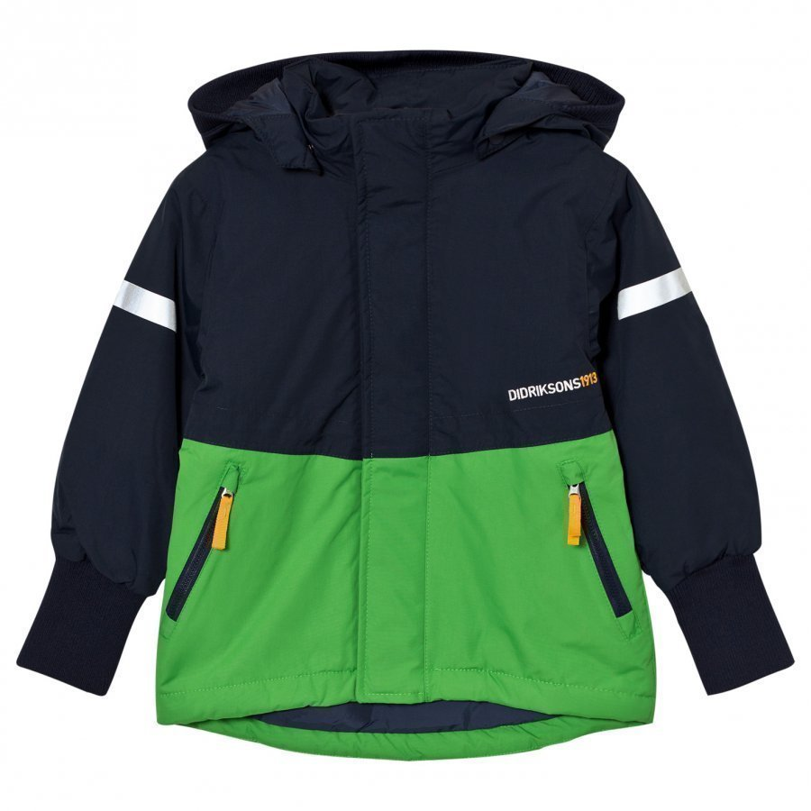 Didriksons Härje Kid´S Jacket Kryptonite Toppatakki