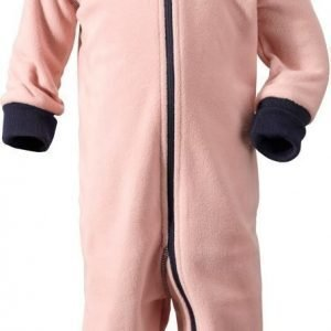Didriksons Haalari Fleece Jassa Dusty Pink