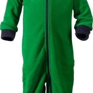 Didriksons Haalari Fleece Jassa Jello Green