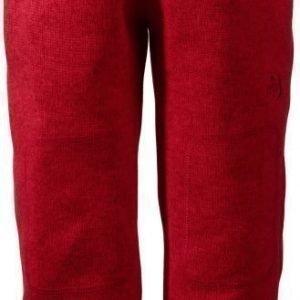 Didriksons Housut Fleeceneule Etna Tomato Red
