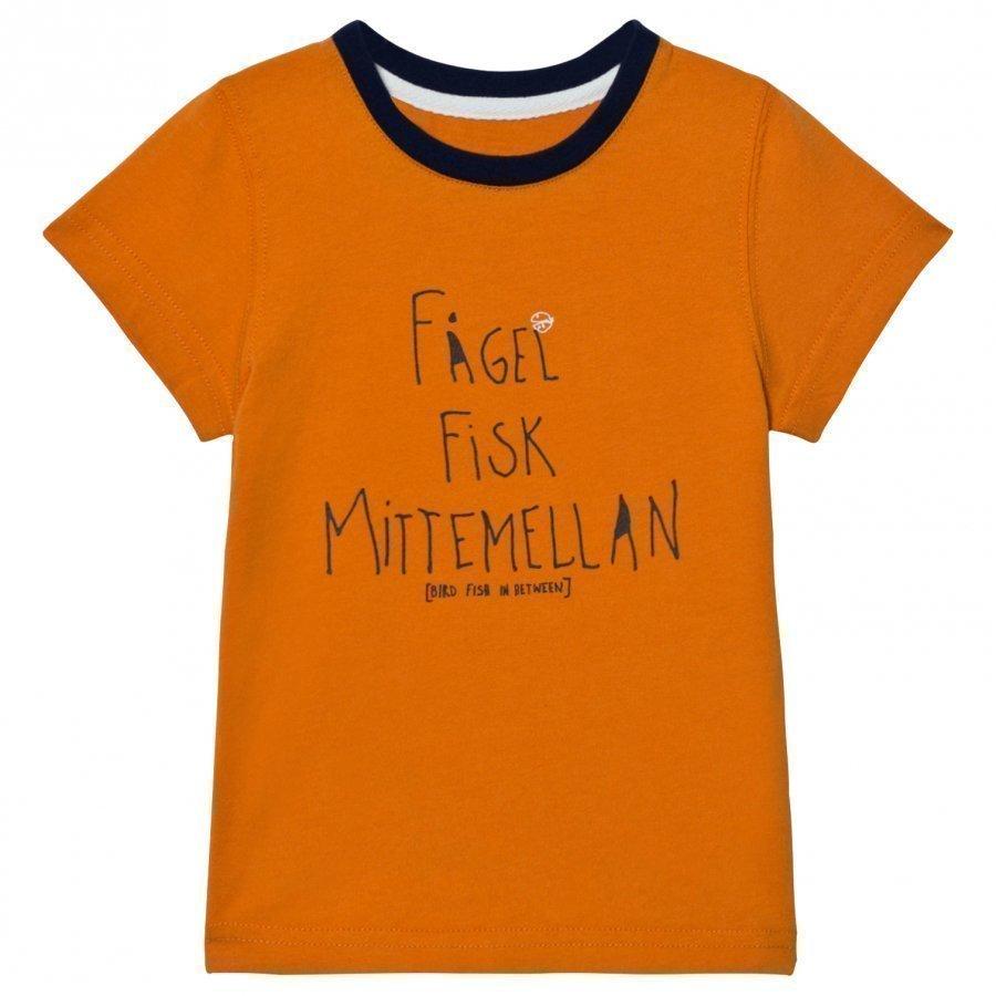 Didriksons Krabban Kids T-Shirt Glow T-Paita