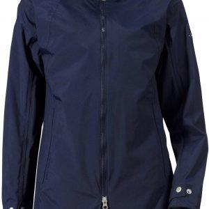 Didriksons Maya Girl's Jacket Välikausitakki Navy