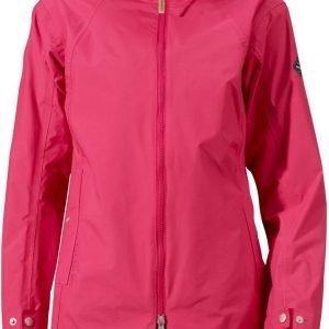 Didriksons Maya Girl's Jacket Välikausitakki Pink