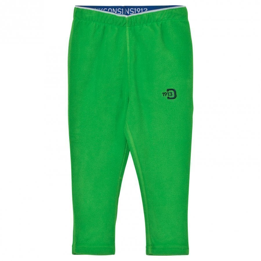 Didriksons Monte Kids Pants 2 Kryptonite Fleece Housut
