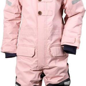 Didriksons Onawa Kid Overall Talvihaalari Pink