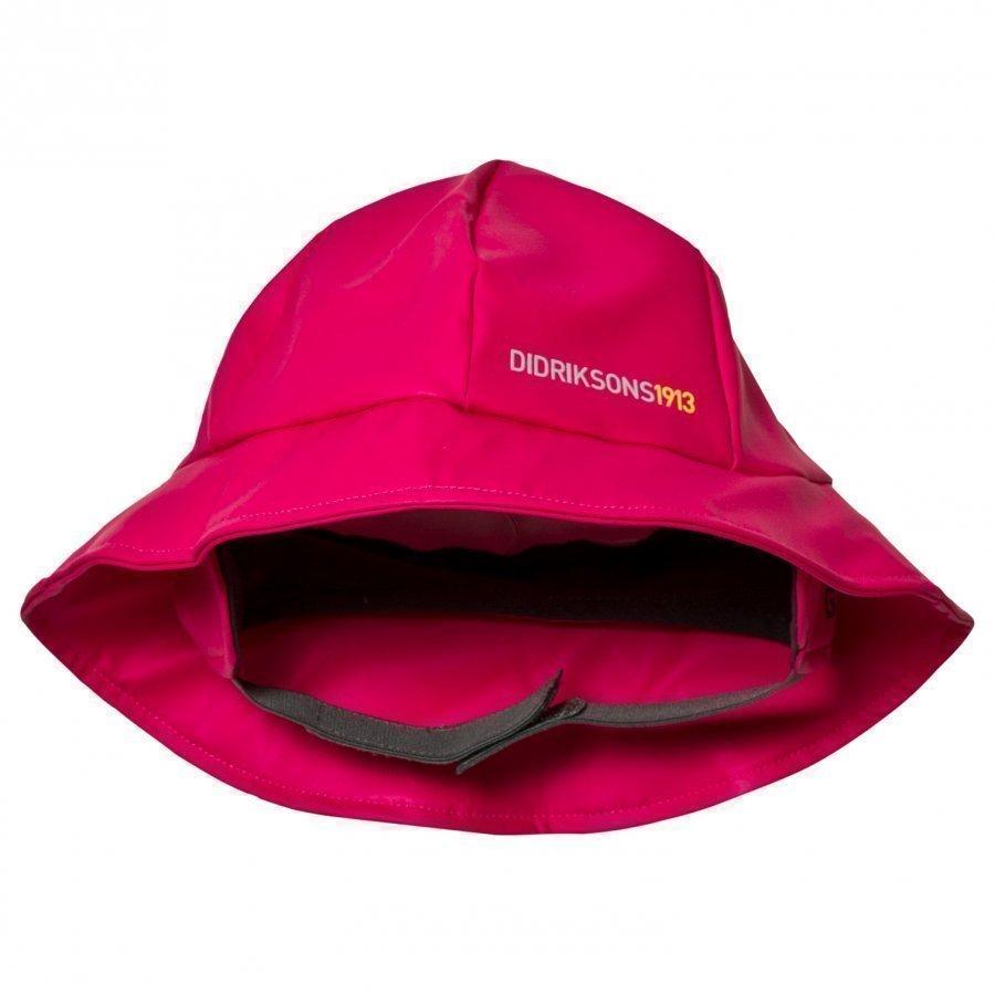 Didriksons Southwest Kid's Hat Fuchsia Sadehattu