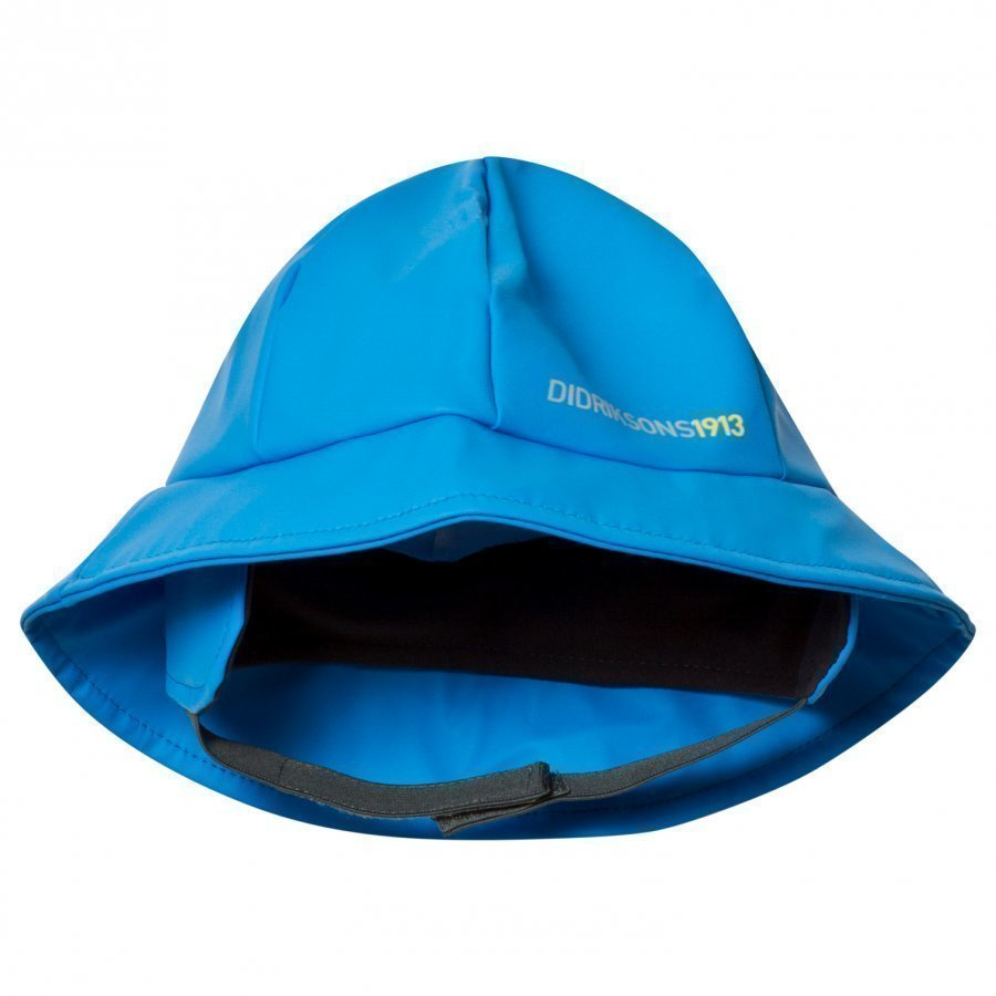 Didriksons Southwest Kid's Hat Sharp Blue Sadehattu