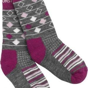 Didriksons Sukat Fotis Lilac Romb/Stripe