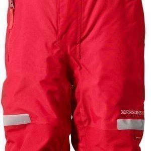 Didriksons Toppahousut Amitola Flag red