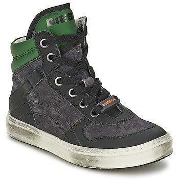 Diesel GUM korkeavartiset kengät