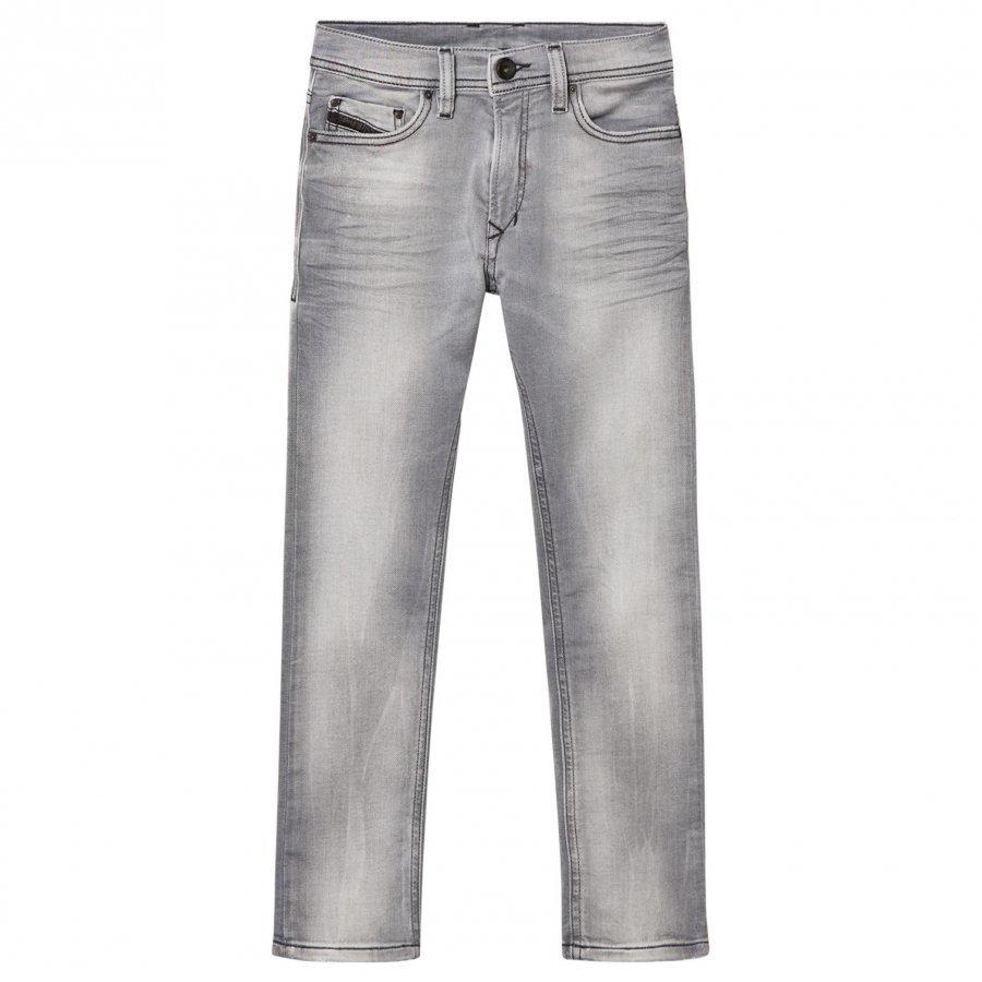 Diesel Grey 5 Pocket Tepphar Jog Jeans Farkut