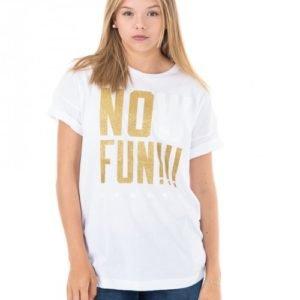 Diesel Tiabe Mc T Shirt T-Paita Valkoinen