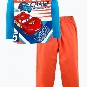 Disney Autot Pyjama