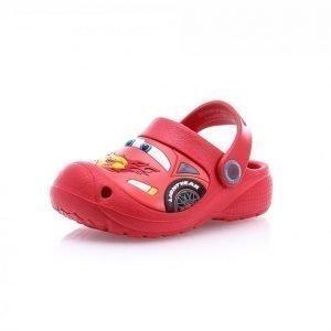 Disney Cars Clog Sandaalit Punainen