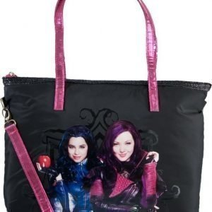 Disney Descendants Ostoslaukku Black