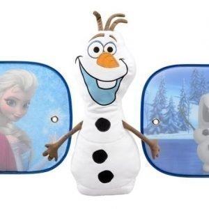 Disney Frozen Aurinkosuojat autoon 3 osaa