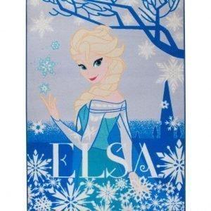 Disney Frozen Elsa Matto Sininen
